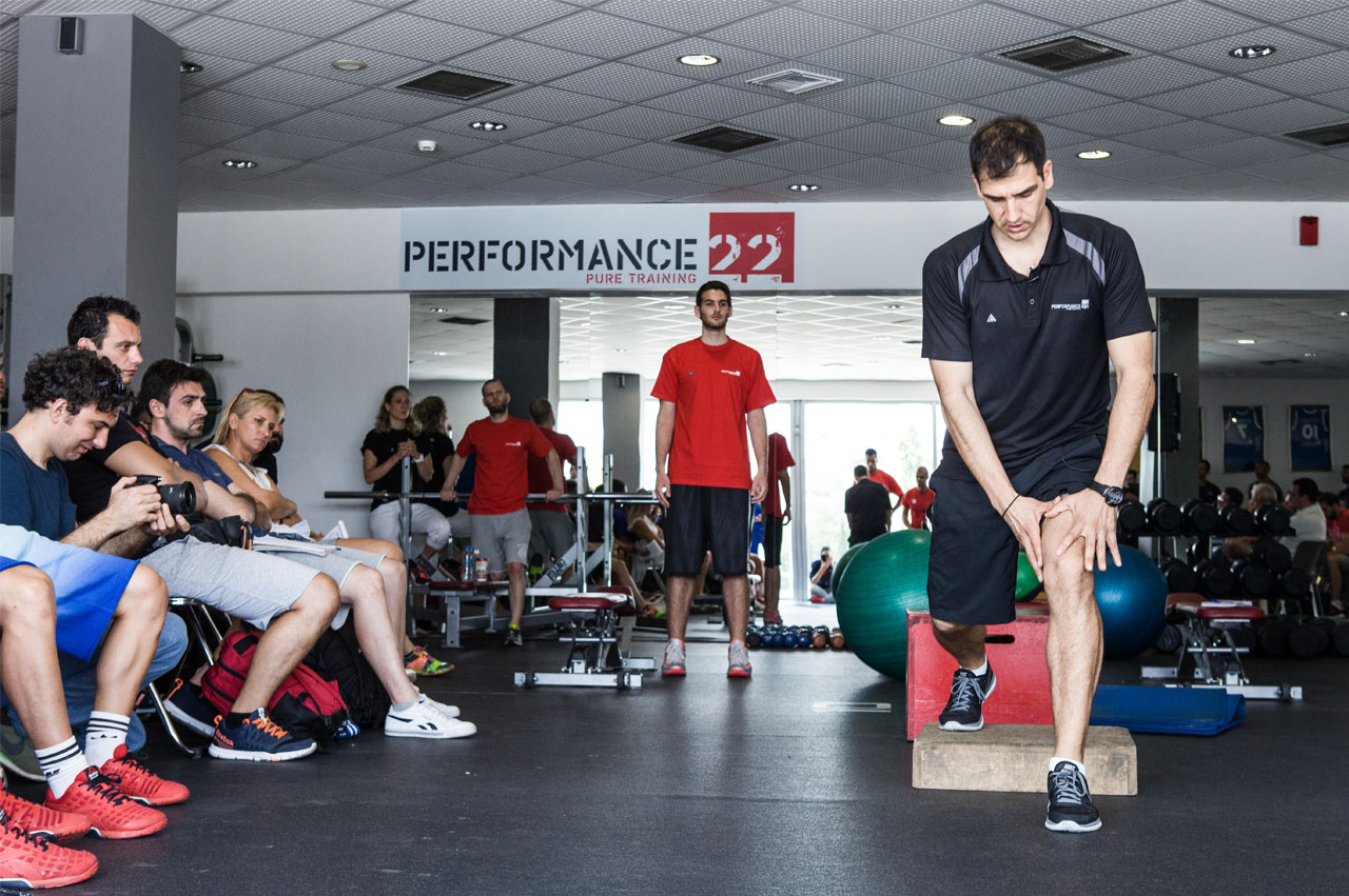 Kostas Chatzichristos - Performance Specialist - Training - Seminars