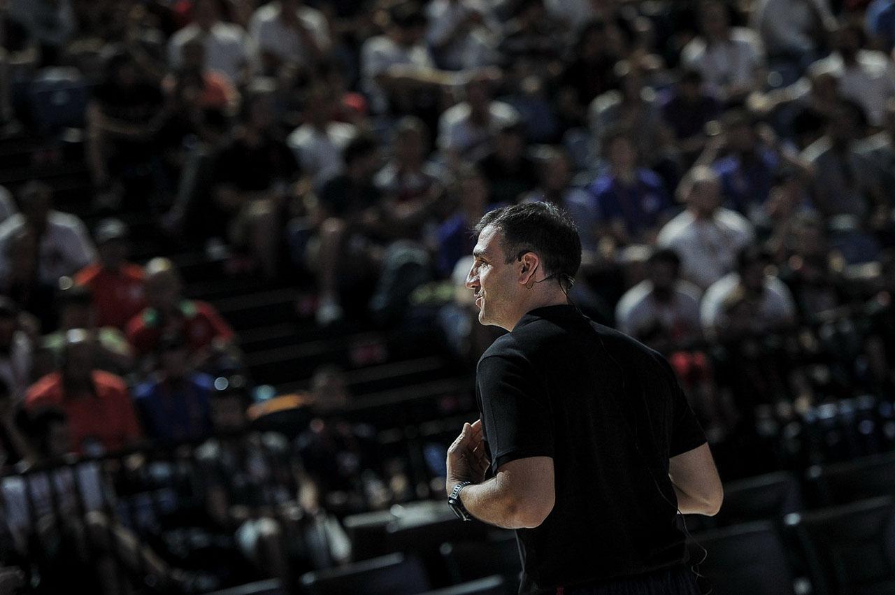 Kostas Chatzichristos Coach - Performance specialist - Seminar